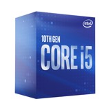 CPU Intel Core i5 10400F (2.9GHz turbo up to 4.3Ghz, 6 nhân 12 luồng, 12MB Cache, 65W) - Socket Intel LGA 1200