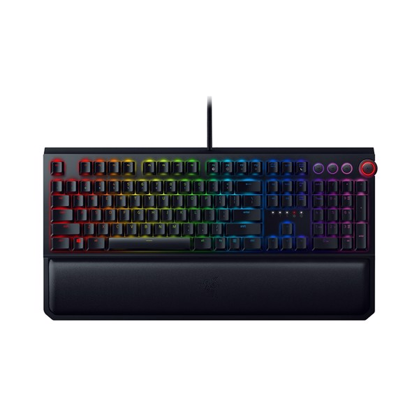 Bàn phím cơ Razer Blackwidow Elite Mechanical Gaming Yellow Switch