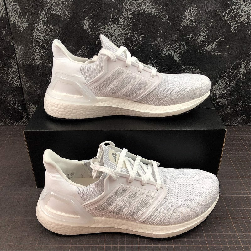 "Adidas Ultraboost 20 ""Cloud White""  EF1042"