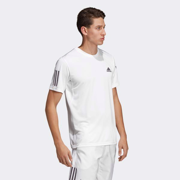 ÁO ADIDAS 3 STRIPES CLUB TEE DP2875