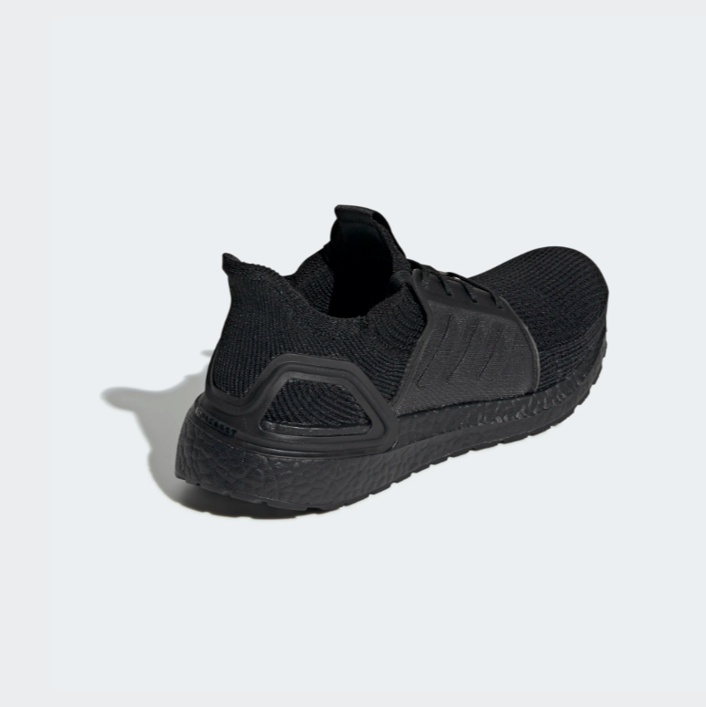 "Adidas UltraBoost 19 ""Triple Black"" G27508"