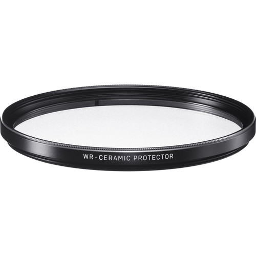 Kính Lọc Sigma WR Ceramic Protector (67mm-105mm)