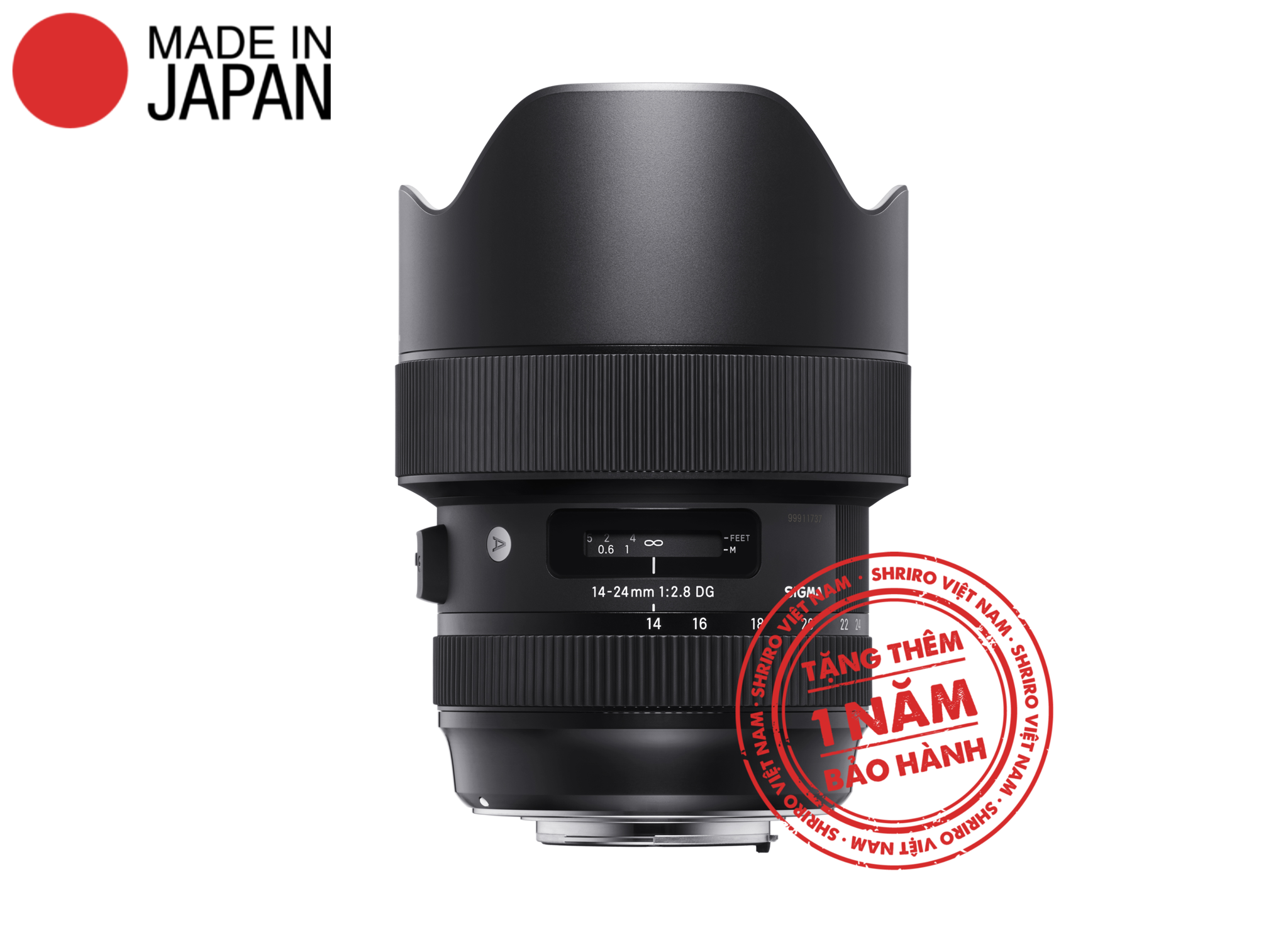 Sigma 14-24mm F2.8 DG HSM (Art)