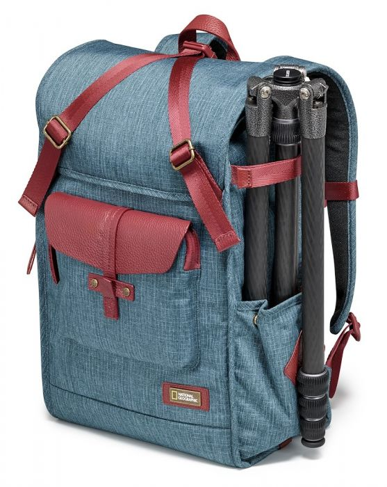 Ba lô máy ảnh National Geographic Australia Rear Backpack NG AU 5350