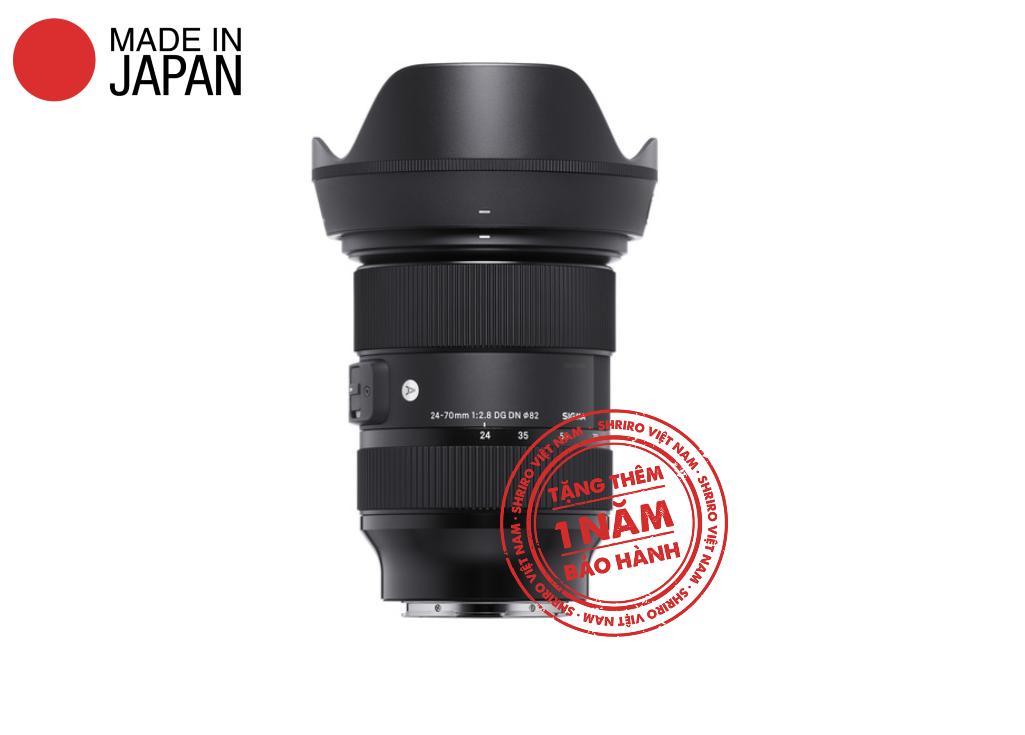 Sigma 24-70mm F2.8 DG DN (Art) (For Mirrorless)