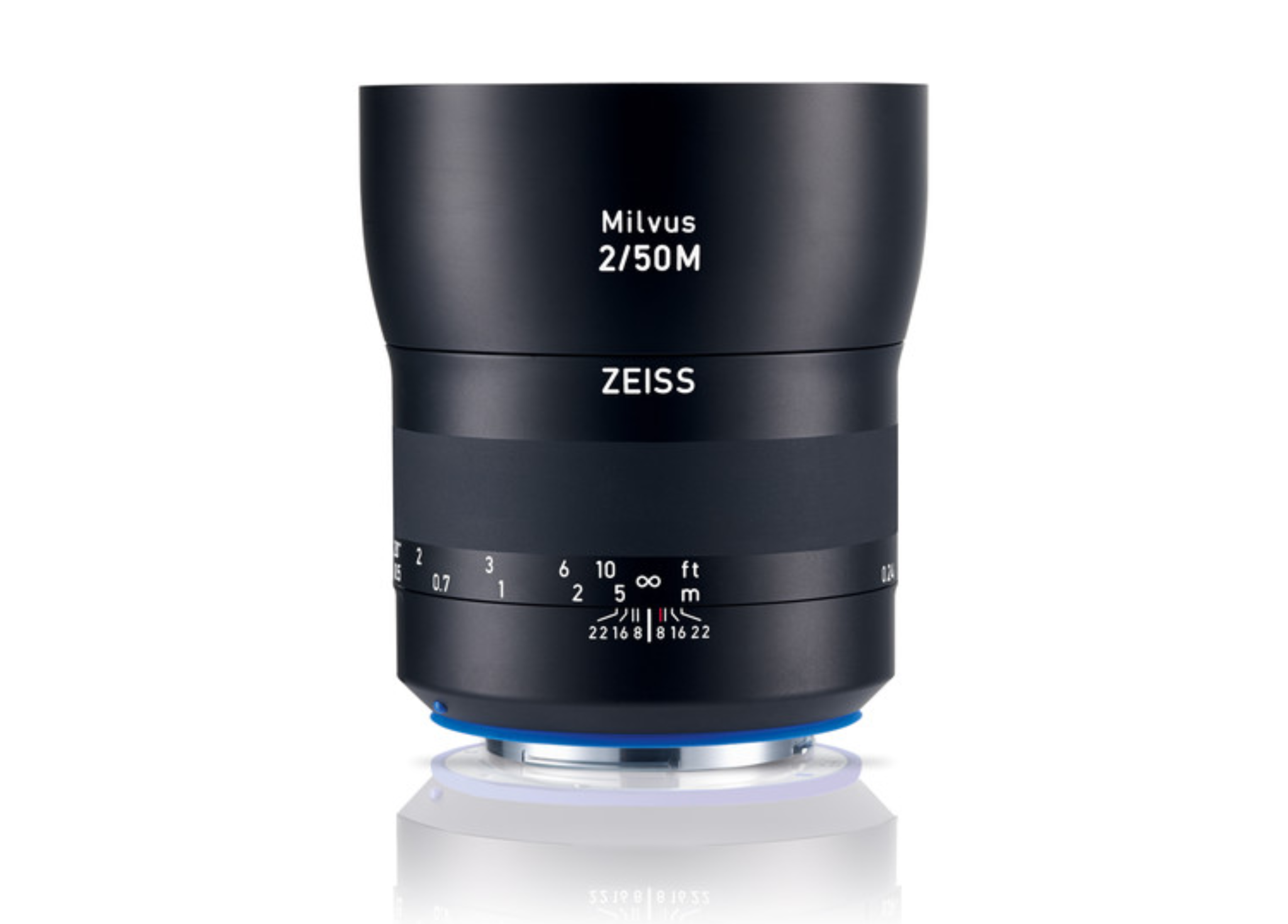 Zeiss Milvus 50mm F2