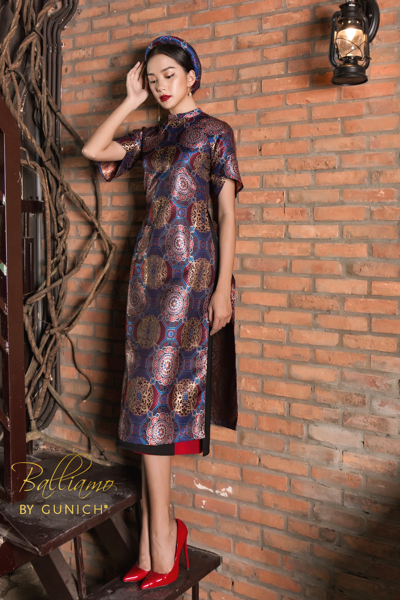 Paloma Limited Edition Ao Dai