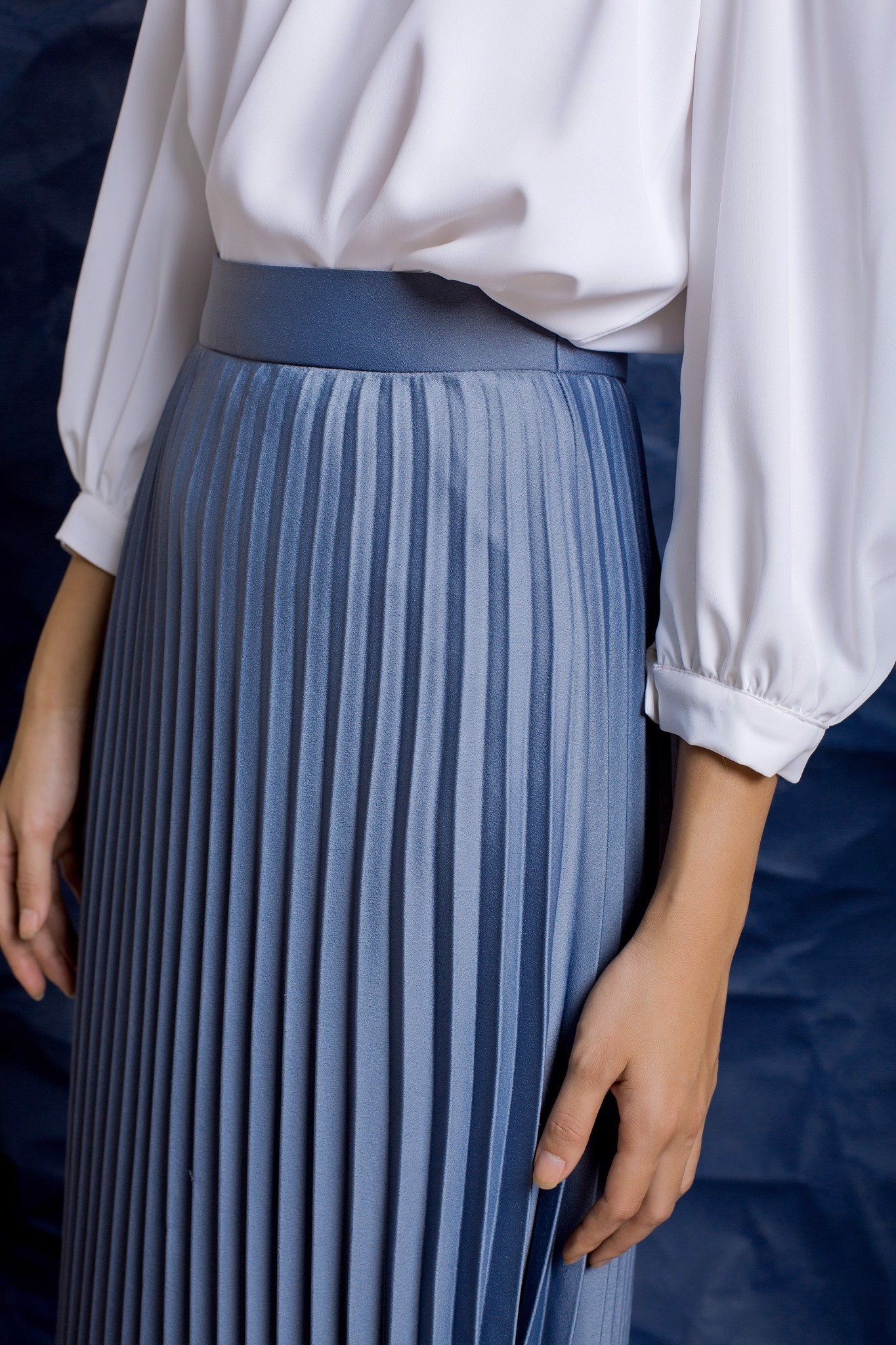 Tempting Pleated Skirt