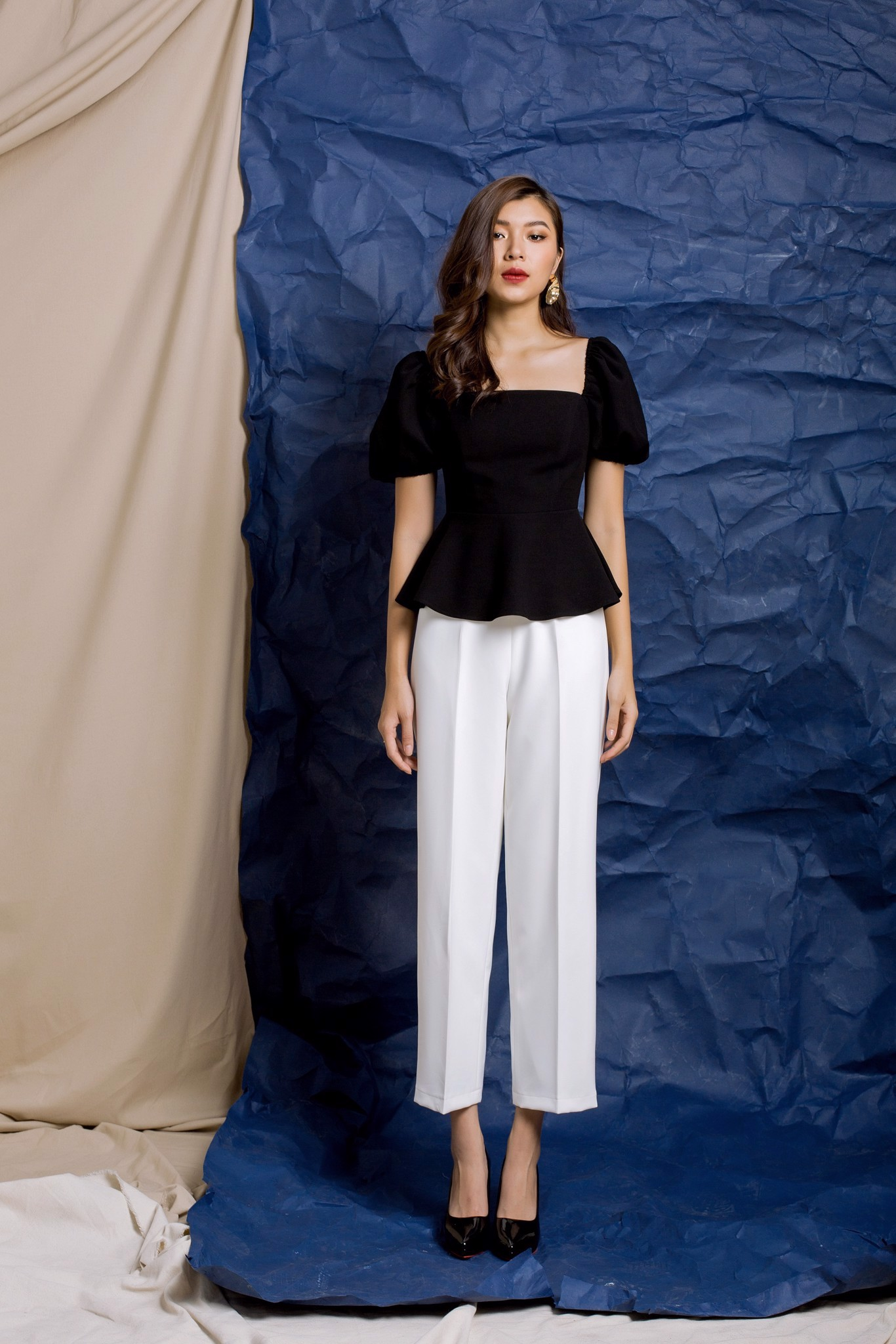 Chic Takeover High-waist Pants