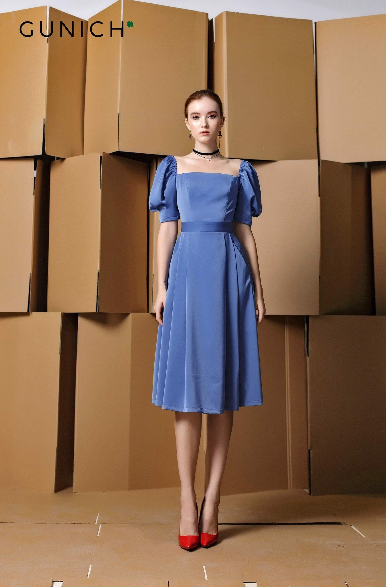 Gracious Ways Midi Dress