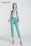 Olivia Mint Baggy Pants