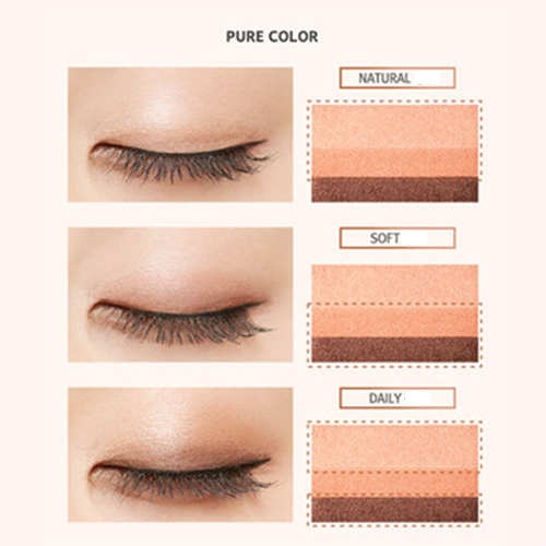 Màu mắt Aprilskin Perfect Magic Dual Eye Shadow