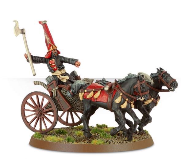 KHANDISH CHARIOTEER (EXCLUSIVE)