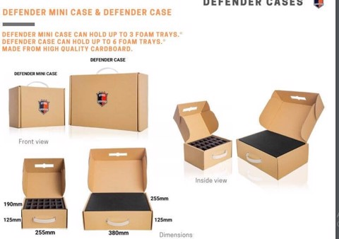 Defender Mini Case
