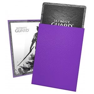 KATANA 100 SLEEVES PURPLE
