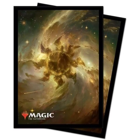 ULTRA PRO: MAGIC THE GATHERING DECK PROTECTOR - CELESTIAL LANDS - PLAINS (100CT)