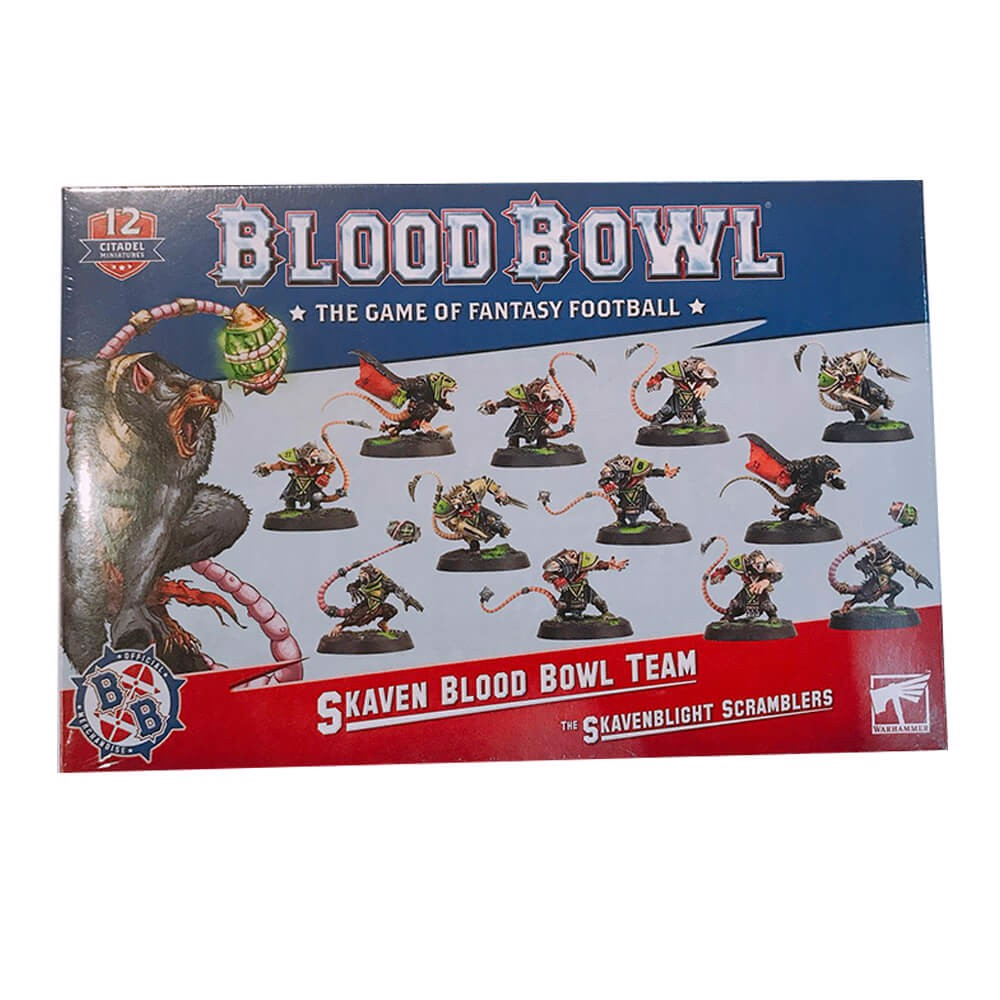 BLOOD BOWL: SKAVEN TEAM
