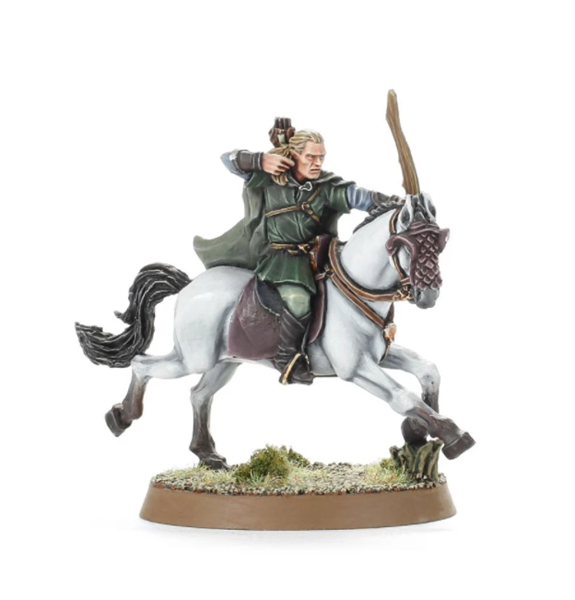 LEGOLAS™ (MOUNTED WITH BOW) (EXCLUSIVE)