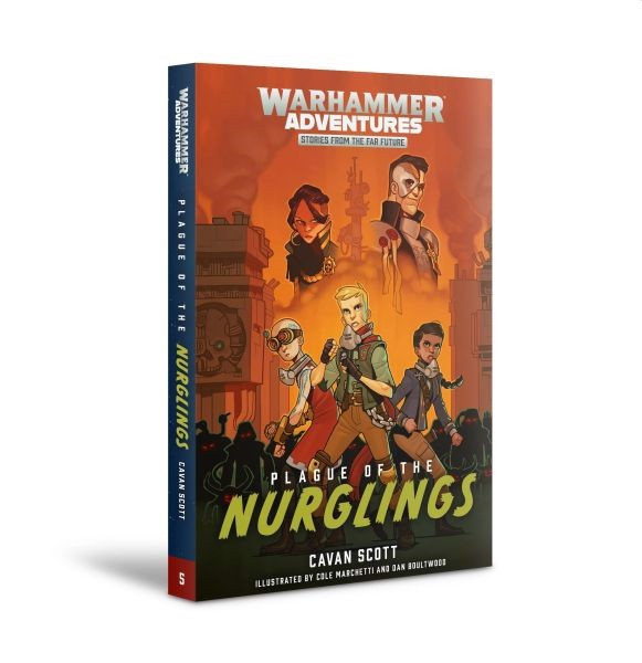 W/GALAXIES: PLAGUE OF THE NURGLINGS (PB)
