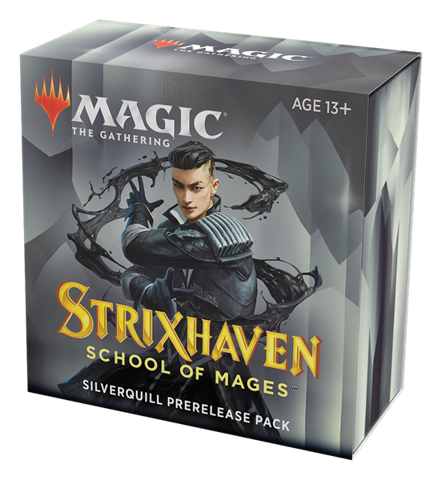 STRIXHAVEN PRERELEASE PACK: SILVERQUILL