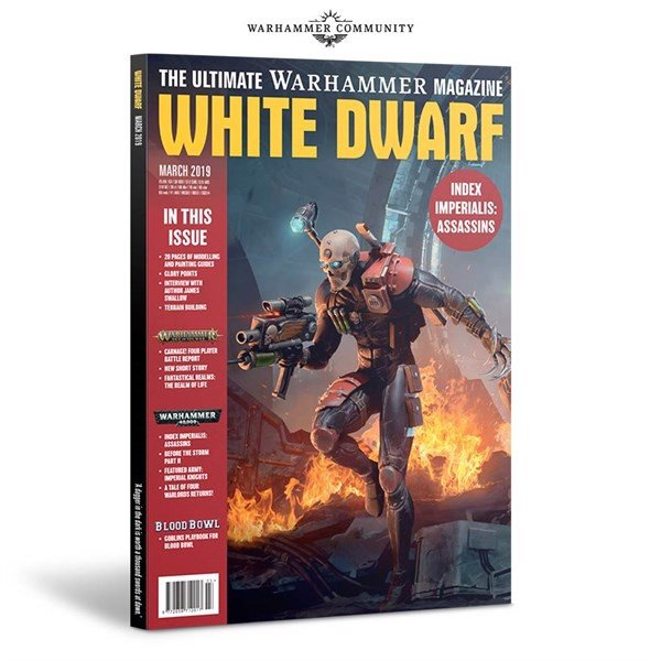 WHITE DWARF MARCH 2019 (ENGLISH)