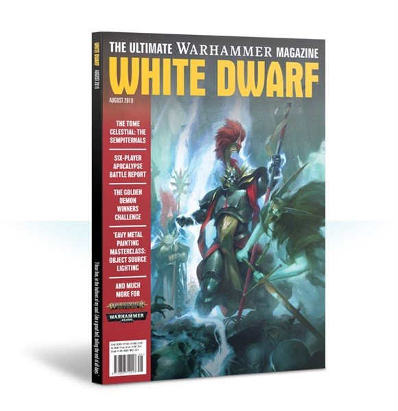 WHITE DWARF AUGUST 2019 (ENGLISH)