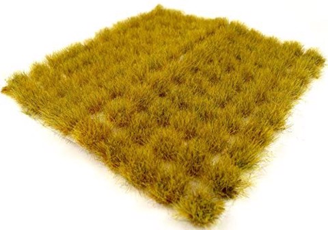 Wild Grass 10mm Tufts