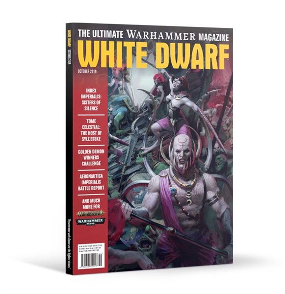 WHITE DWARF OCTOBER 2019 (ENGLISH)