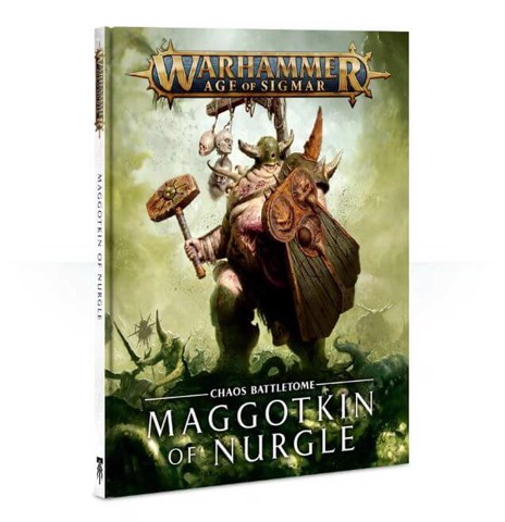 BATTLETOME: MAGGOTKIN OF NURGLE (HB) ENG