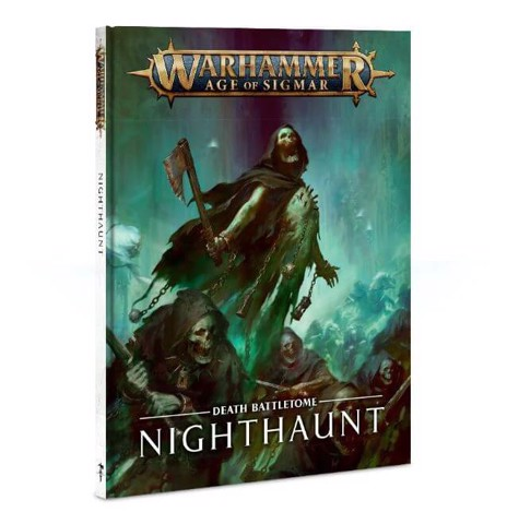 BATTLETOME: NIGHTHAUNT (HB) (ENGLISH)