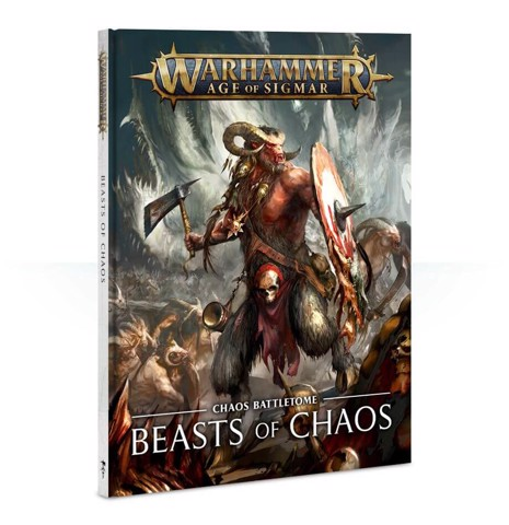 BATTLETOME: BEAST OF CHAOS