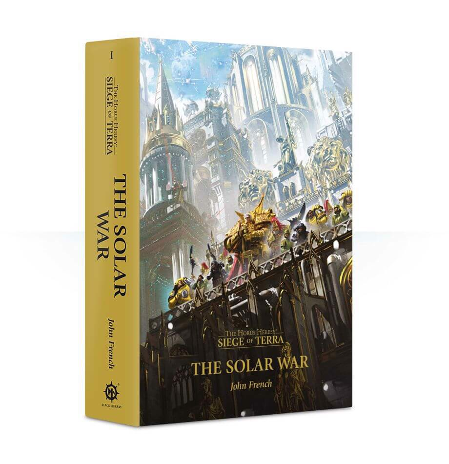 HORUS HERESY:S.O.T: THE SOLAR WAR (PB)