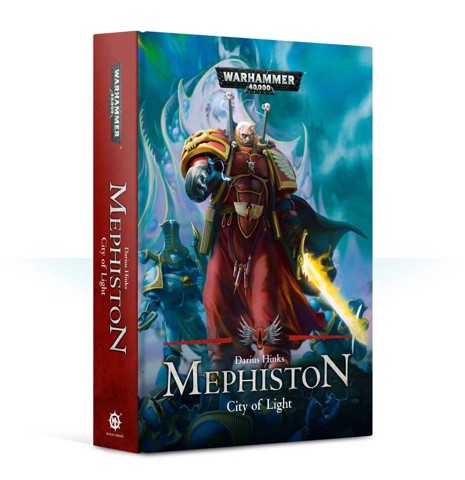 MEPHISTON: CITY OF LIGHT (HB)