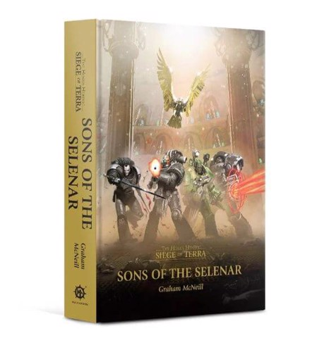 HH: S.O.T: SONS OF THE SELENAR (HB)