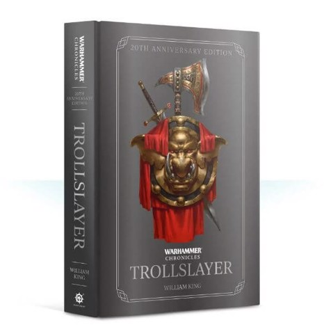 WHC: TROLLSLAYER (20TH ANNIVERSARY ED.)