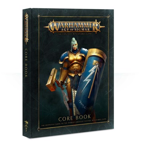WARHAMMER: AGE OF SIGMAR CORE RULES ENG