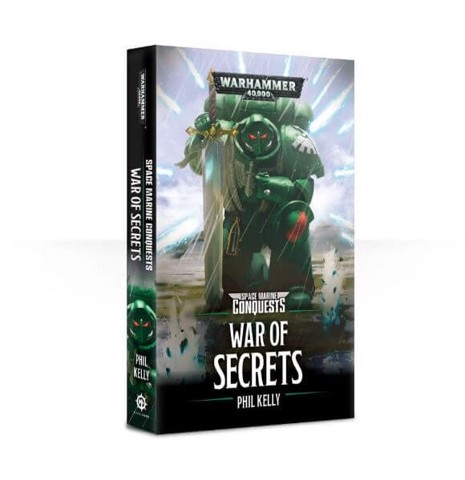 S/MARINE CONQUESTS: WAR OF SECRETS (PB)