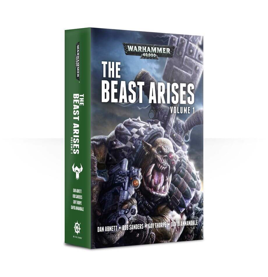 THE BEAST ARISES: VOLUME 1 (PB)