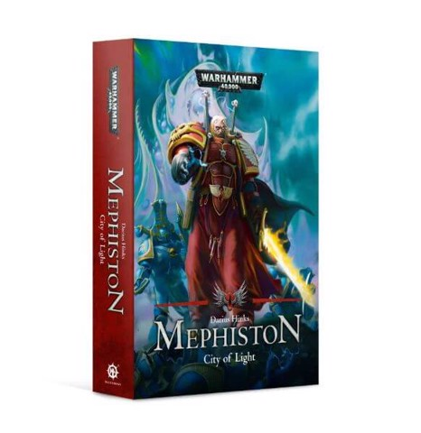 MEPHISTON: CITY OF LIGHT (PB)