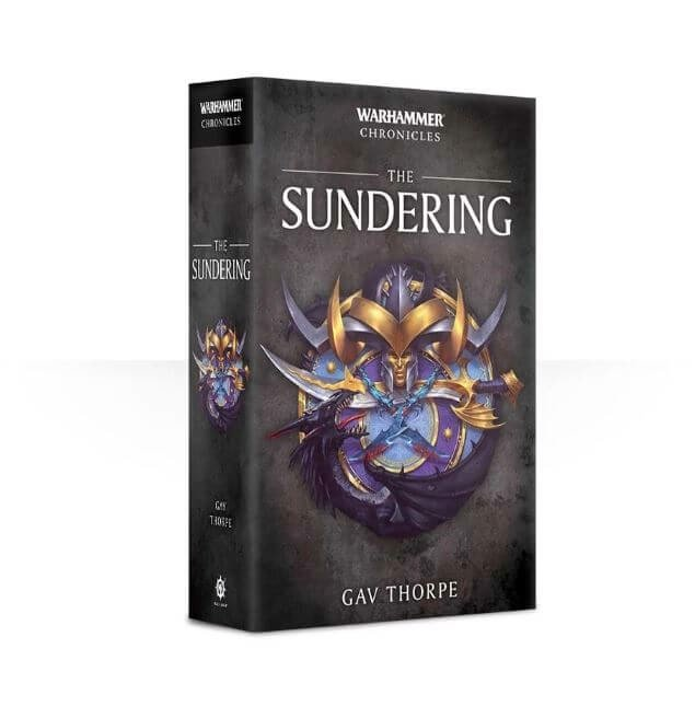 WH CHRONICLES: THE SUNDERING (PB)