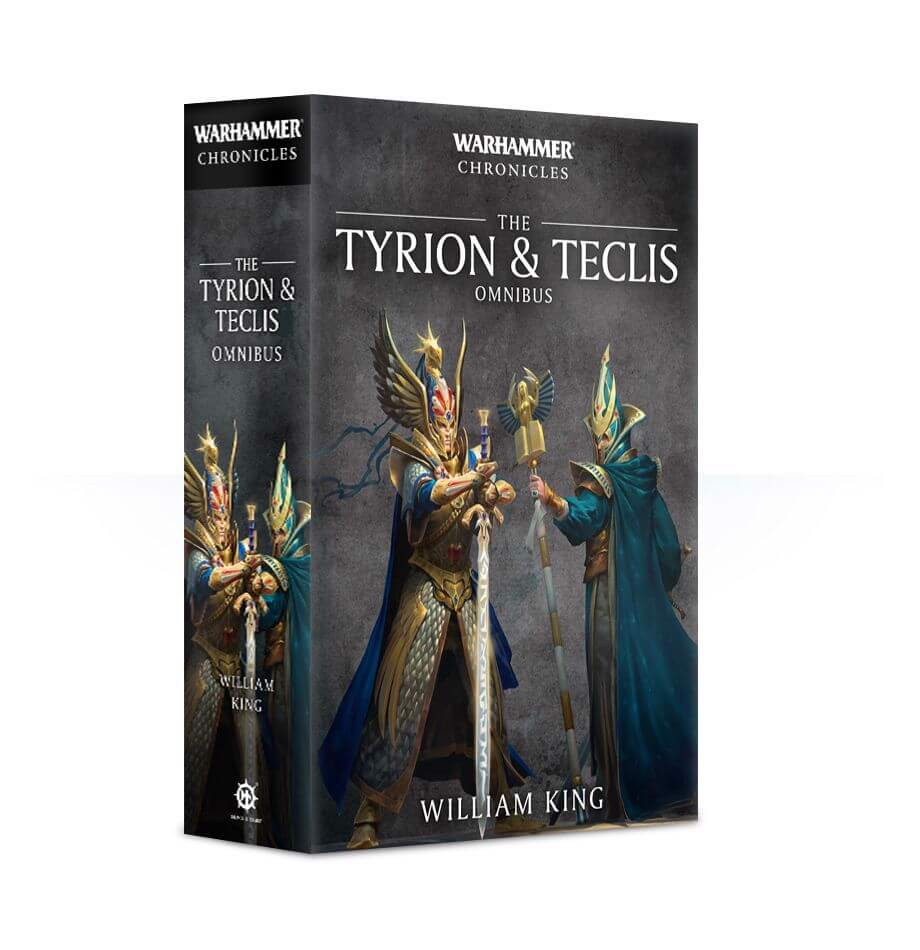WH CHRONICLES: TYRION & TECLIS (PB)