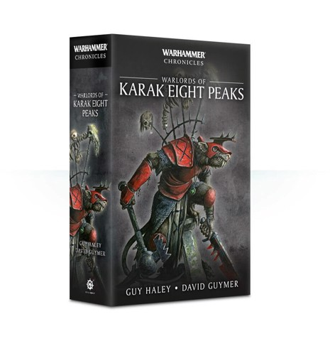 WHC: WARLORDS OF KARAK EIGHT PEAKS (PB)