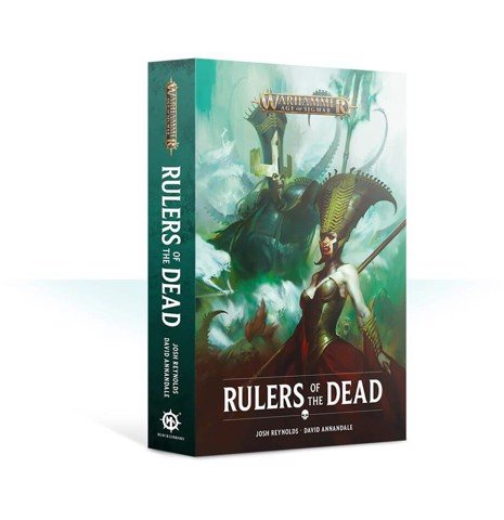 RULERS OF THE DEAD (PB)