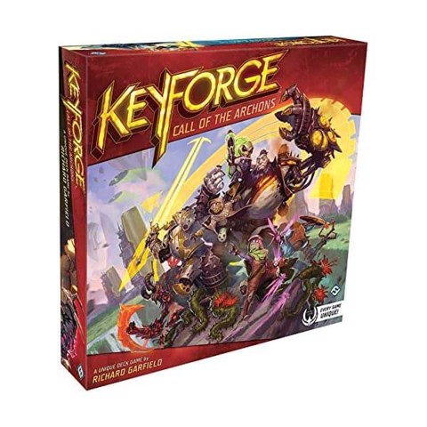 Keyforge: Call of the Archons Starter Set (BoardGame)