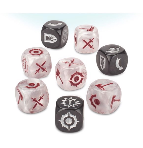 WH UNDERWORLDS: GODSWORN HUNT DICE PACK