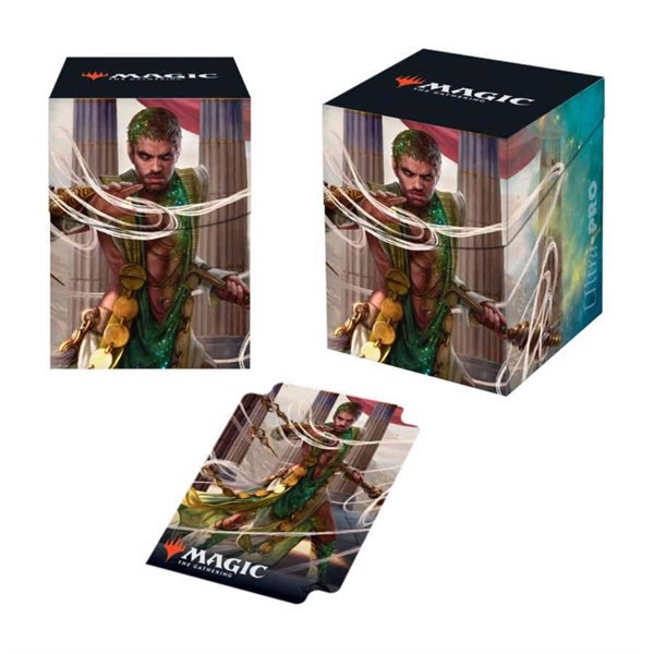 ULTRA PRO: MAGIC THE GATHERING DECK BOX - THEROS BEYOND DEATH RELEASE V2 - PRO 100+