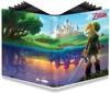 ULTRA PRO: THE LEGEND OF ZELDA PRO-BINDER - A LINK BETWEEN WORLDS 85211