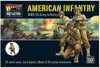 US INFANTRY - 25 PLASTIC MODEL