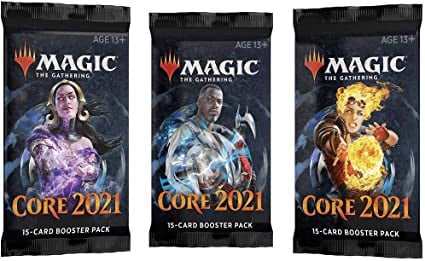 MAGIC THE GATHERING: CORE 2021 BOOSTER