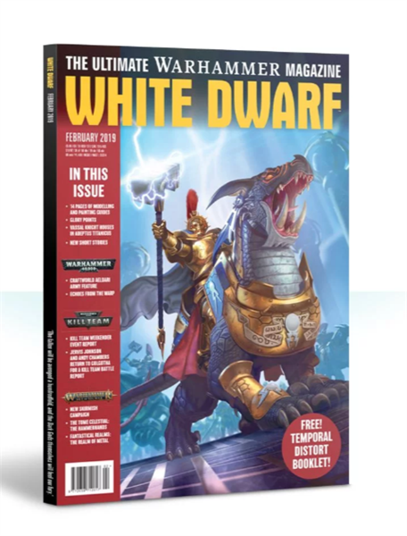 WHITE DWARF FEBRUARY 2019 (ENGLISH)